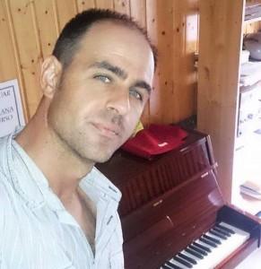 Profesor Daniel academia de piano Madrid