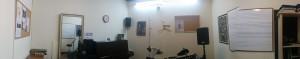 Instalaciones de academia de música Madrid