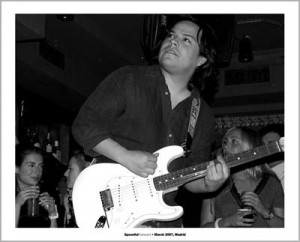 Profesor Alberto cursos de guitarra Madrid