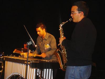 clases de saxofón Madrid