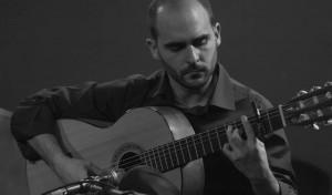 Profesor Pablo academia guitarra Madrid