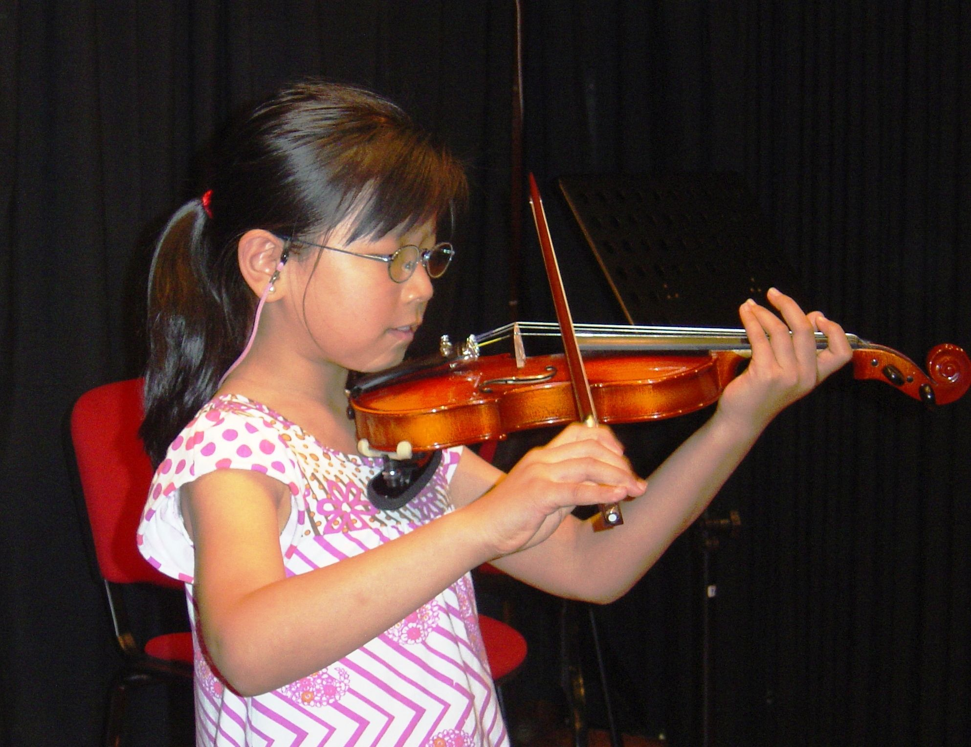 Escuelas de musica violín en Madrid