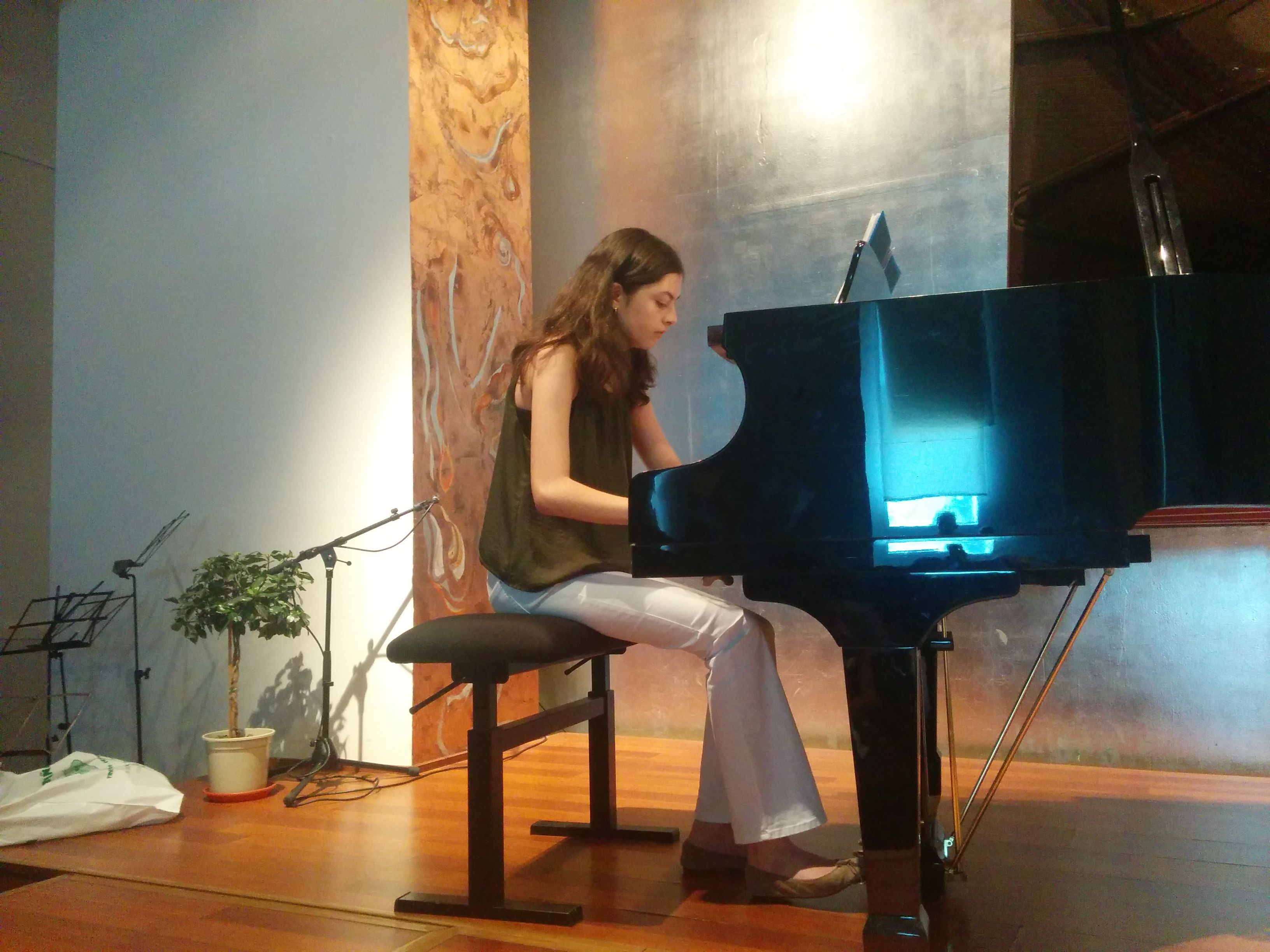 Academia de piano en Madrid