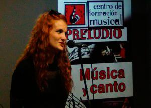 Escuela de clases de canto en Madrid
