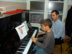 Clases de piano en Madrid