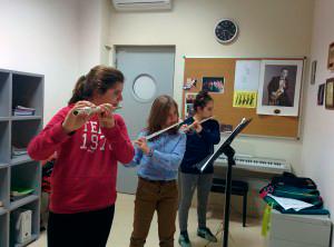 clases de flauta travesera en Madrid