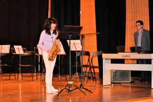 clases de saxofon en madrid