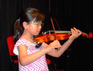 clases de violin en Madrid